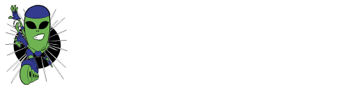Alien In-Line Full Logo